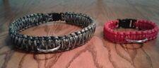 Dog Collars, Handmade Single Cobra Knot Paracord