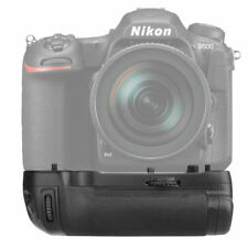 UK New Multi-Power Battery Grip Pack Replacement MB-D17 for Nikon D500 Camera