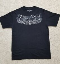 Pre-owned black L Filthy Rich t shirt - Large
