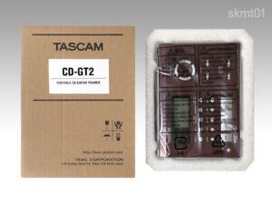 TASCAM CD Turnschuhe Gitarre CD-GT2 Cd-R ,Cd-Rw 24 Bit Von Japan DHL Schnell Neu