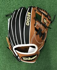 "Wilson A2000 1787 SuperSkin 11.75"" Infield Baseball Glove - WTA20RB191787SS"