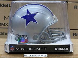 DALLAS COWBOYS (1964-66 Throwback) Riddell VSR4 Mini Helmet
