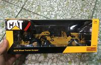#TR80002 - Tonkin Replicas CAT 627K Wheel Tractor Scraper Caterpillar - 1:50