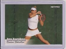 2003 NETPRO GLOSSY ANNA KOURNIKOVA TENNIS CARD #G-10 ~ MULTIPLES ~ RUSSIA