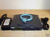 Cisco 827H ADSL Router 32MB RAM 8MB Flash