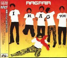 RAG FAIR - I Rag You - Japan CD - NEW - J-POP - 10Tracks