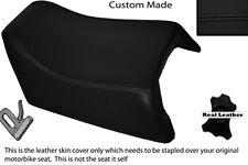 BLACK STITCH CUSTOM FITS SUZUKI GSXR 1100 89-98 REAR SEAT COVER