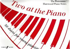 Waterman & Harewood pianoforte Series. Josef Gruber: two at the piano. 50 Duets.