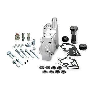 Billet Oil Pump Kit with Standard Cover S&S Cycle  31-6206