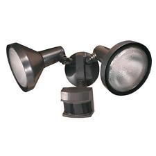 Outdoor Flood Light 240-Degree Motion Sensing Security Light Swivel Arms Home