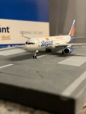 GJ 400 scale diecast model Allegiant Air Boeing 757 Commercial Airliner  N902NV