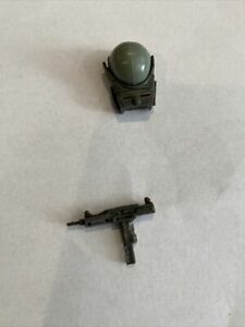 1983 GI Joe Steeler accessories