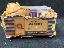Austin Morris Cooper S 1070 Rare NOS Piston Set