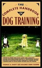 The Complete Handbook of Dog Training