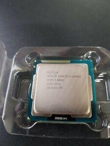 INTEL XEON QUAD CORE E3-1240 V2 3.40GHZ SR0P5 SERVER COMPUTER CPU LGA1155