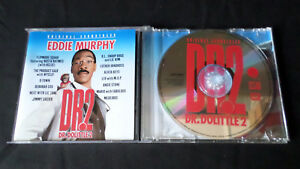 Dr. Doolittle 2. Film Soundtrack. Compact Disc. 2001. Made In Australia.