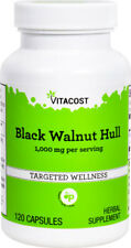 Black Walnut Hull 500mg x 120 capsules
