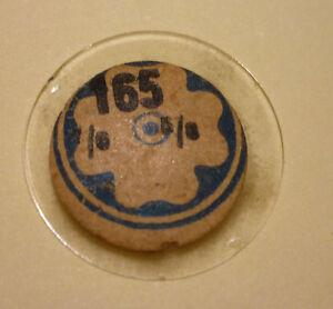 Taschenuhrenglas, Durchmesser: 16,5 mm, montre de poche, glass pocket watch