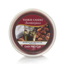 YANKEE CANDLE SCENTERPIECE EASY MELTCUP MOROCCAN ARGAN OIL RICARICA