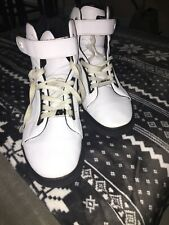 Android Homme Propulsion Mens Sz 12 White Used