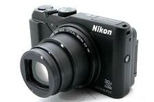 Nikon Coolpix S9900 16.05MP Point & Shoot digital camera - black