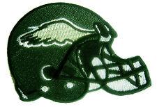 New NFL Philadelphia Eagles Helmet Logo Football embroidered iron on patch (IB9)