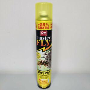 Master Fly Insect Avispas 600Ml