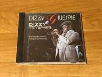 """CD – Dizzy Gillespie """"Dizzy Atmosphere"""""""