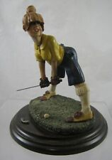 Country Artists - Stratford Editions - Woman Golfer