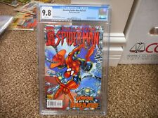 Amazing Spiderman v2 21 cgc 9.8 462 Erik Larsen cover Spider-Slayers Marvel 2000