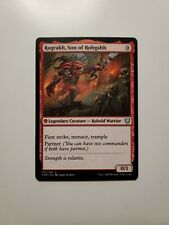 Mtg Magic Rograkh, Son of Rohgahh Commander Legends Nm