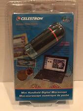 Celestron 44301 Mini Handheld Digital Microscope (B6)