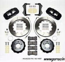 Wilwood AERO6 Front Big Brake Kit Fits 2014 - 2015 Dodge Challenger,Charger~