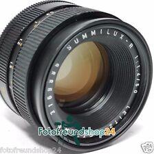 Leica R Summilux 1.4/50 e55 obiettivo GERMANY