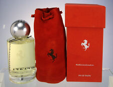 FERRARI DODICI CILINDRI EAU DE TOILETTE SPRAY 3.3 FL. 0Z. / 100 ML. IN BOX