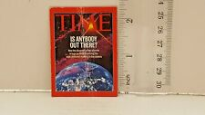 Magnet TIME MAGAZINE FEBRUARY 5 1996 IS ANYBODY OUT THERE? MAGNET