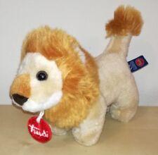 Peluche Leone Trudi largo 18 cm pupazzo originale trudi lion animal plush toys