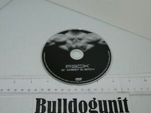 P90X 01 Chest & Back DVD Disc Only Workout Fitness Beachbody