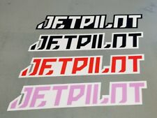 "Sticker JetPilot Corporate Decal 21 "" Multi Colour - 53cm x 8,5cm - Jetski"