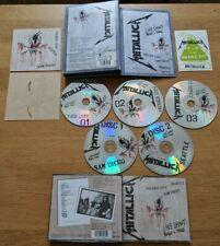 METALLICA - LIVE SH*T BINGE & PURGE (3 CD + 2 DVD Box Set 2003 REGION 2)