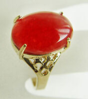Women Ring 18K Gold Plated Jade Jewelry Ladies Accessories Party Earring Gift