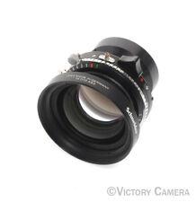Schneider Symmar-S MC 210mm f5.6 4x5 View Camera Lens Copal #1 (9122-8)