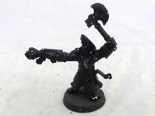 Warhammer 40k Imperial guard Astra Militarum Commissar  metal army lot