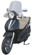 Fabbri 2390/A Parabrezza Trasparente Per Piaggio Beverly Cruiser 500 07 08 09