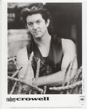 Rodney Crowell- Music Memorabilia Photo
