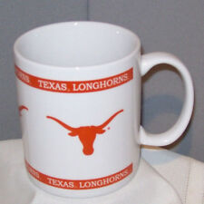 Texas LONGHORNS Ceramic Porcelain Sports Mug Cup by Linyi