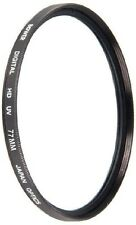 Bower 77mm UV Lens Filter (dHD) for Canon Nikon Sigma (View compatibility)
