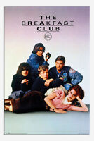 The Breakfast Club Película con Licencia Oficial 24 x 36 Póster