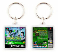 SYPHON FILTER 2 PLAYSTATION PSX LLAVERO KEYRING