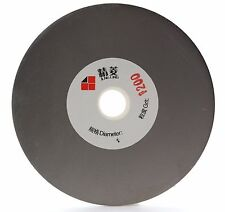 "4"" inch 100mm Grit 1200 Diamond Coated Flat Lap Disk Grinding Polishing Wheel"
